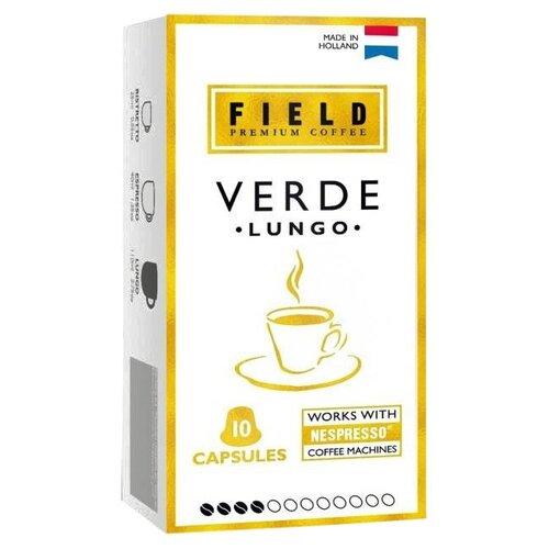 Кофе в капсулах Field Lungo field hydrogeology