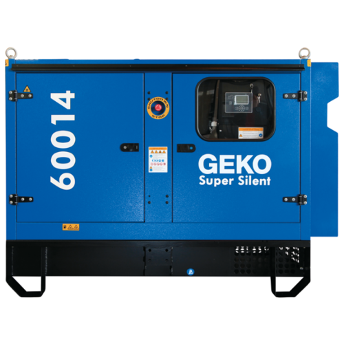 Дизельная электростанция Geko geko 4400 ed a hhba