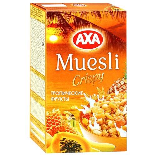 Мюсли AXA Muesli Crispy ite it8985e axa