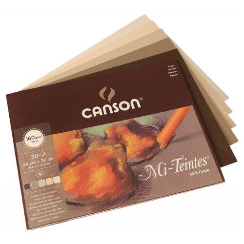 Фото - Альбом Canson Mi-Teintes 24 х альбом санктъ петербургъ прошлое и настоящее