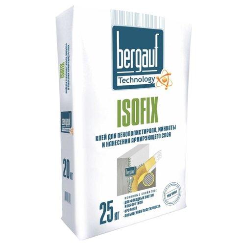 Строительная смесь Bergauf Isofix
