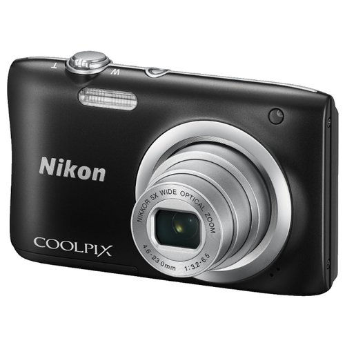Фотоаппарат Nikon Coolpix A100 lcd monitor samsung a100 with cord flex