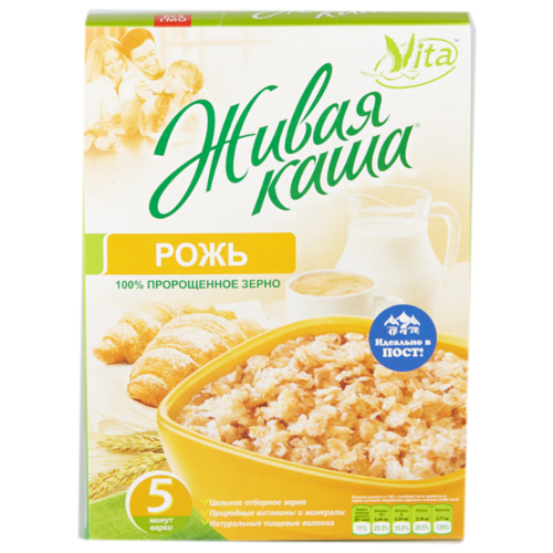 Фото - Vita Живая каша Каша ржаная из сумка labella vita labella vita mp002xw13rke