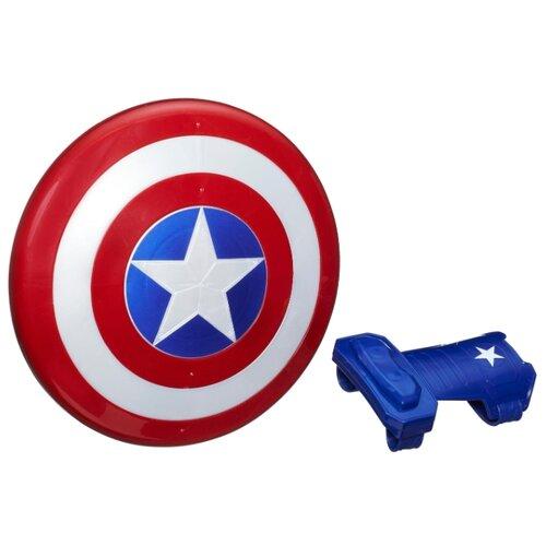 Щит и перчатка Капитана Америки hasbro avengers b9944 щит и перчатка первого мстителя