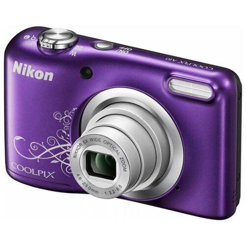 Фото - Фотоаппарат Nikon Coolpix A10 фотоаппарат