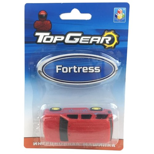 Машинка 1 TOY Top Gear Fortress