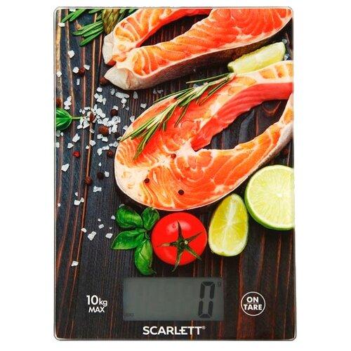 Фото - Кухонные весы Scarlett SC-KS57P37 весы напольные scarlett sc bs 33 e 090