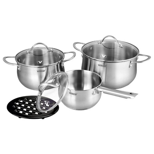 Набор посуды Vitesse Melanie набор посуды из 12 предметов vitesse melanie vs 2063