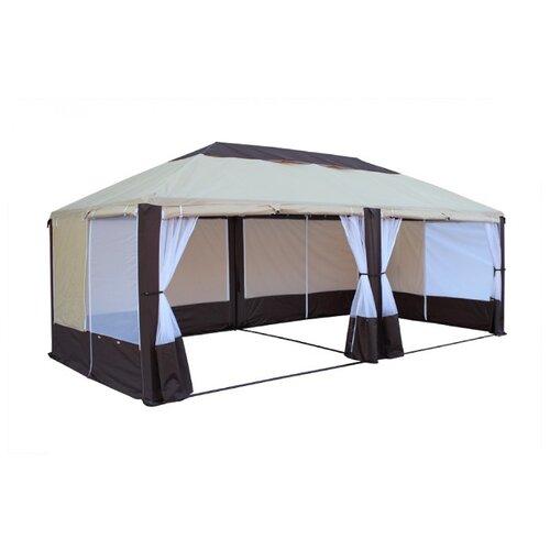 Шатер Митек Пикник Элит 4х3 со шатер для дачи митек пикник люкс 6х3