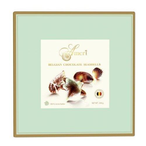 Набор конфет Ameri Шоколадные ameri шоколадные конфеты с начинкой пралине цветы 500 г