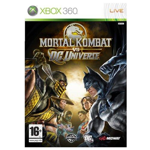 Фото - Mortal Kombat vs. DC Universe таккер р marvel vs dc великое противостояние двух вселенных