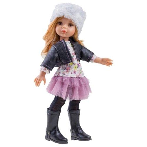 Кукла Paola Reina Даша 32 см paola reina кукла лидия 60 см paola reina