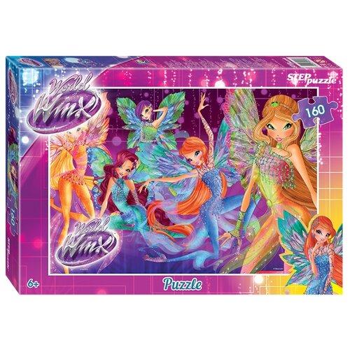 Пазл Step puzzle Rainbow Winx -