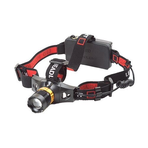 Налобный фонарь GARIN HR-3W весы garin ds6 bl1