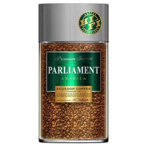 Кофе растворимый Parliament genty parliament