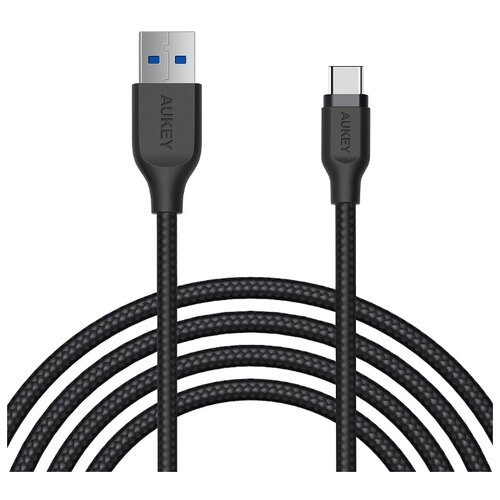 Кабель Aukey USB-C - USB-A 3.0