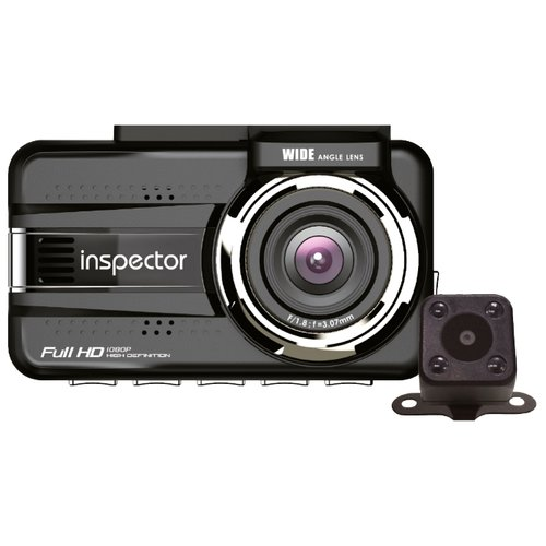 Видеорегистратор Inspector видеорегистратор inspector hook