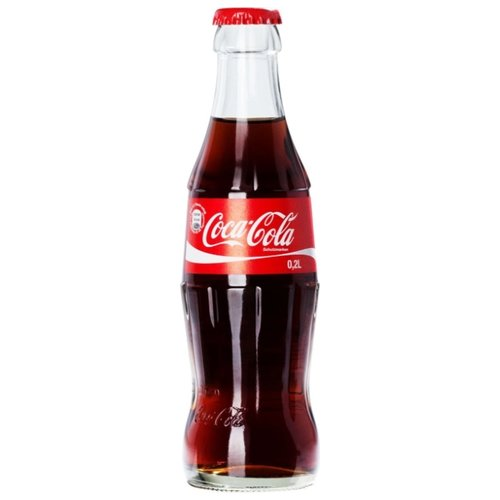 Газированный напиток Coca-Cola