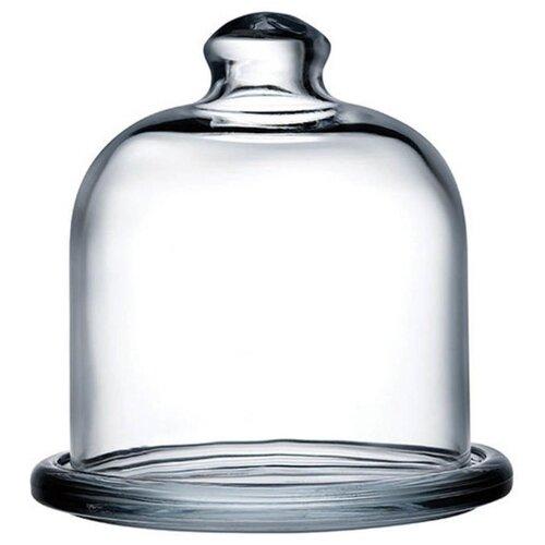 лимонница с крышкой pasabahce basic 10см стекло 98397 Лимонница Pasabahce Basic с