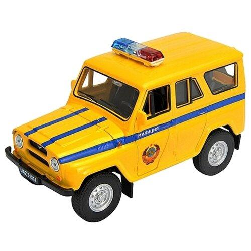 Машинка Welly 52020R машинка blaze вспыш чудо машинка цвет оранжевый