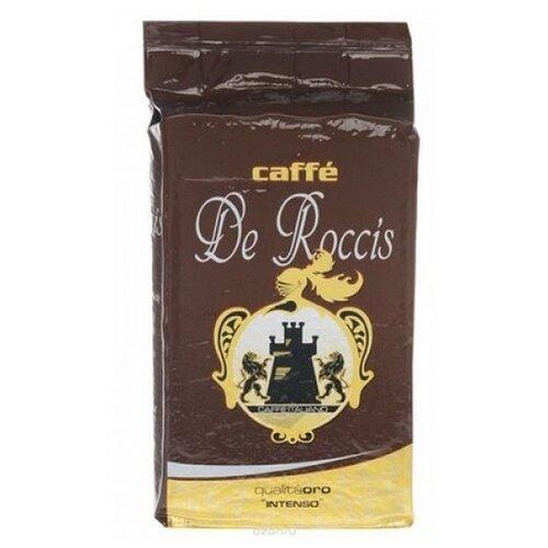 Кофе молотый De Roccis Oro центральная лента для теннисной сетки leon de oro 93999901399