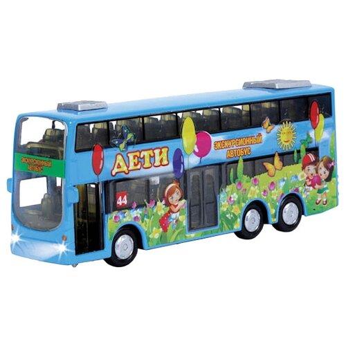 Автобус ТЕХНОПАРК двухэтажный