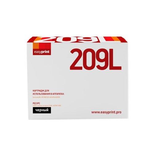 Картридж EasyPrint LS-209L картридж easyprint ls 101s черный для лазерного принтера