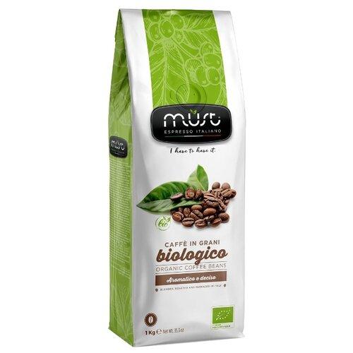 Кофе в зернах Must Biologico Bar