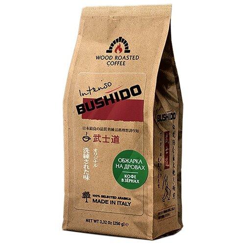 Кофе в зернах Bushido Intenso