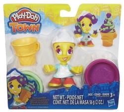 Масса для лепки Play-Doh Город - Мороженщица (B5979/B5978)