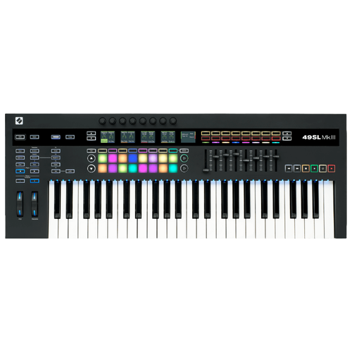 MIDI-клавиатура Novation 49SL novation circuit