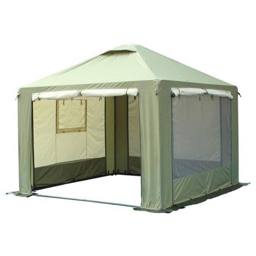 Шатер Митек Пикник Люкс 3х3 со шатер для дачи митек пикник люкс 6х3