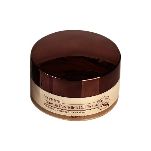 Deoproce Relaxing Care Mink Oil