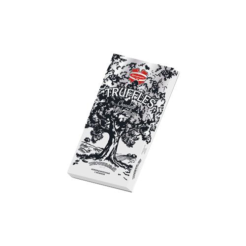 Шоколад Коммунарка Трюфельный коммунарка шоколад горький с клубничным соком 200 г