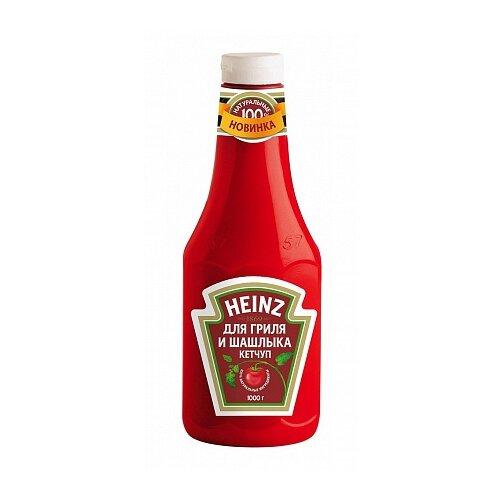 Кетчуп Heinz Для гриля и фото