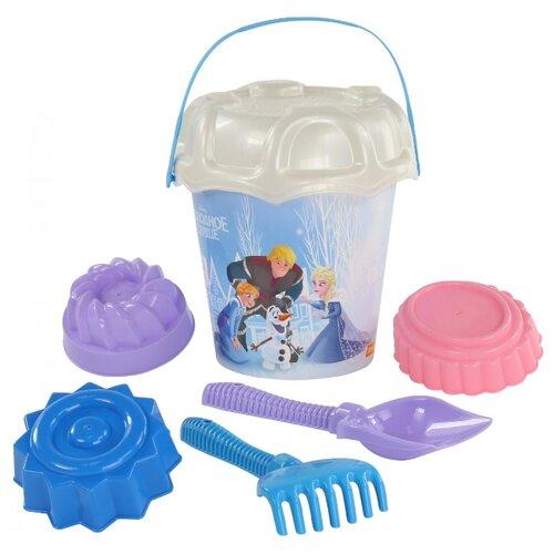 Фото - Набор Полесье Disney Холодное полесье набор игрушек для песочницы 468 цвет в ассортименте