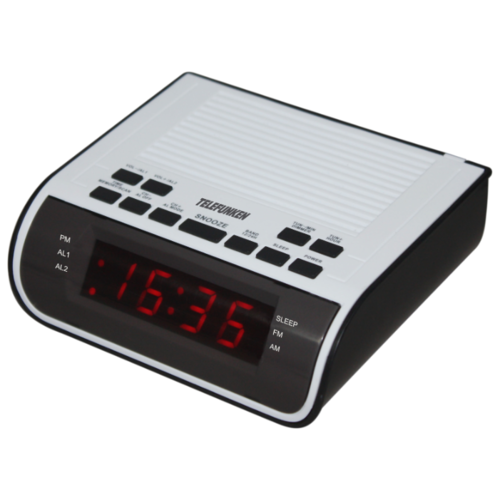 Радиоприемник TELEFUNKEN TF-1591 радиоприемник telefunken tf 1571 белый