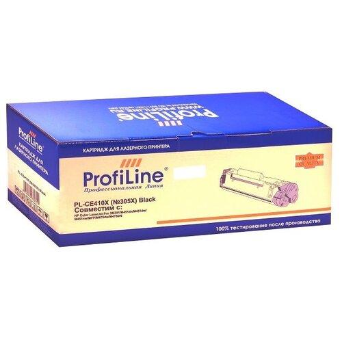 Фото - Картридж ProfiLine PL-CE410X-Bk картридж profiline pl t1711 bk