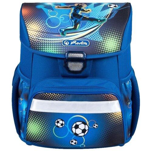Herlitz Ранец Loop Soccer herlitz рюкзак bliss soccer
