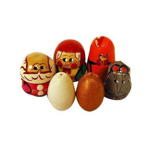 Русская народная игрушка фото