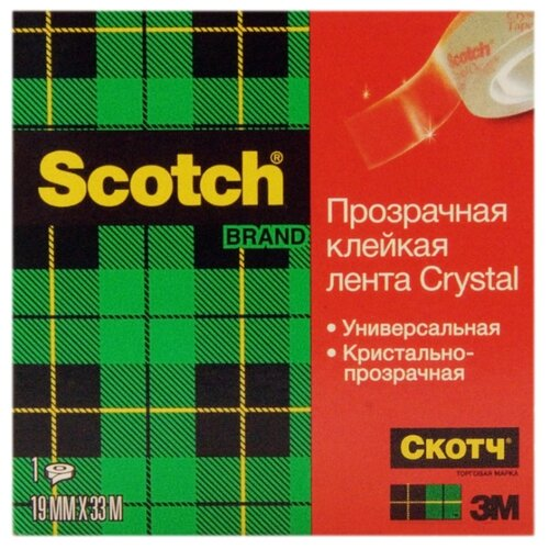 Scotch Скотч Crystal 600RUS