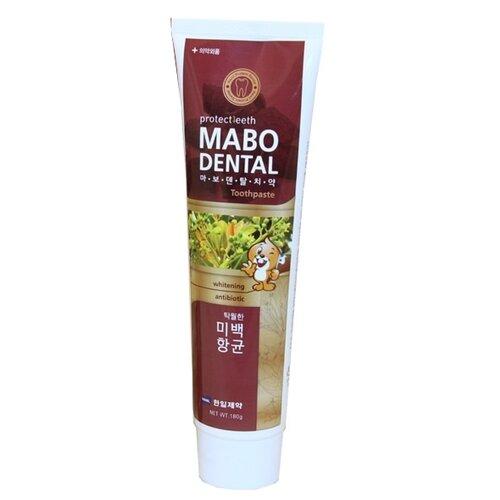 Зубная паста Hanil Mabo Dental вино mabo