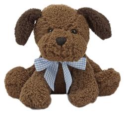 Мягкая игрушка Melissa & Doug Шоколадный щенок 23 см