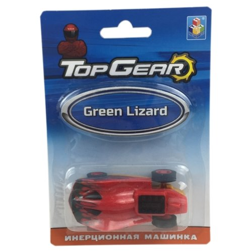 Машинка 1 TOY Top Gear Green