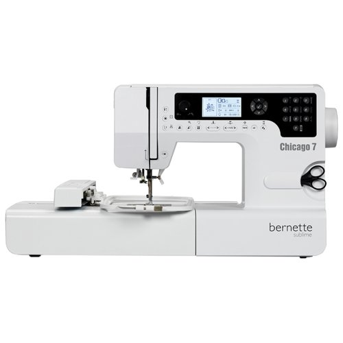 Швейная машина Bernina Chicago 7 пяльца 150x400 bernina
