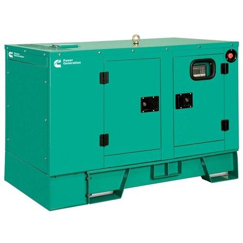Дизельный генератор Cummins C8