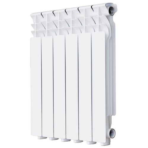 Радиатор алюминиевый Halsen Al