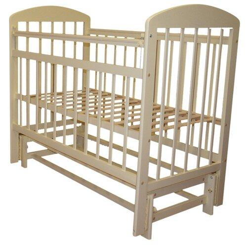 Кроватка Мой малыш 9 кровать колыбель мой малыш светлый мм14 1