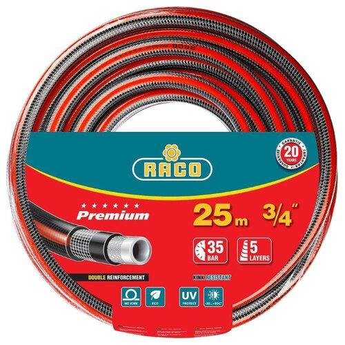 Шланг RACO Premium 3 4 25 шланг raco 40306 3 4 25