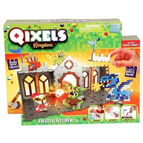 Qixels Набор для творчества qixels 87110 квикселс набор для творчества атака троллей